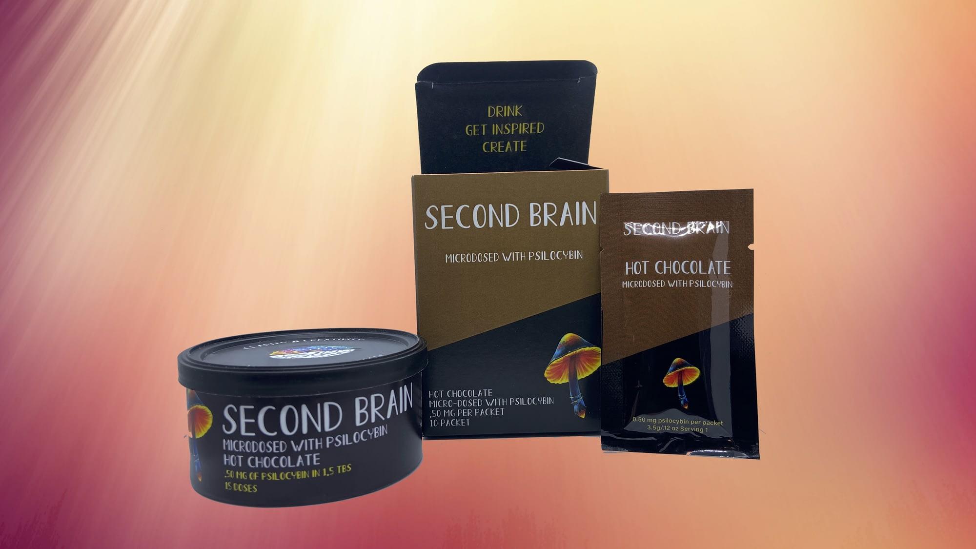 Second Brain Mushrooms
