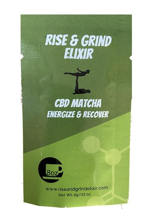 Matcha, Monk Fruit & CBDm- 10 packs 1