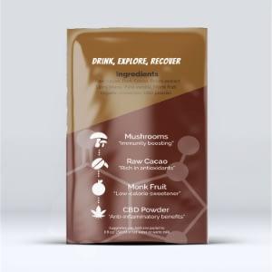 Hot Chocolate -  Reishi, Lions Mane & CBD - 10 Pack 3