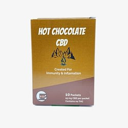 rise and grind hot chocolate product box
