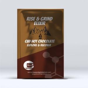Hot Chocolate -  Reishi, Lions Mane & CBD - 10 Pack 2