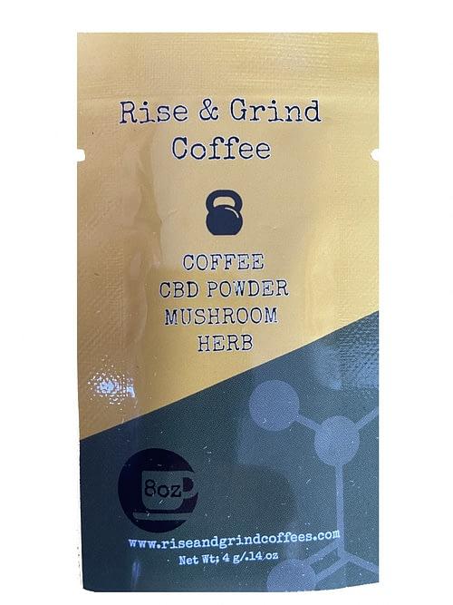 Coffee & Testosterone Boosting Elixir - 10 Pack 1
