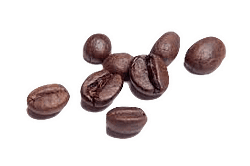 coffee beans used in rise and grind elixirs